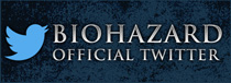 BIOHAZARD OFFICIAL Twitter