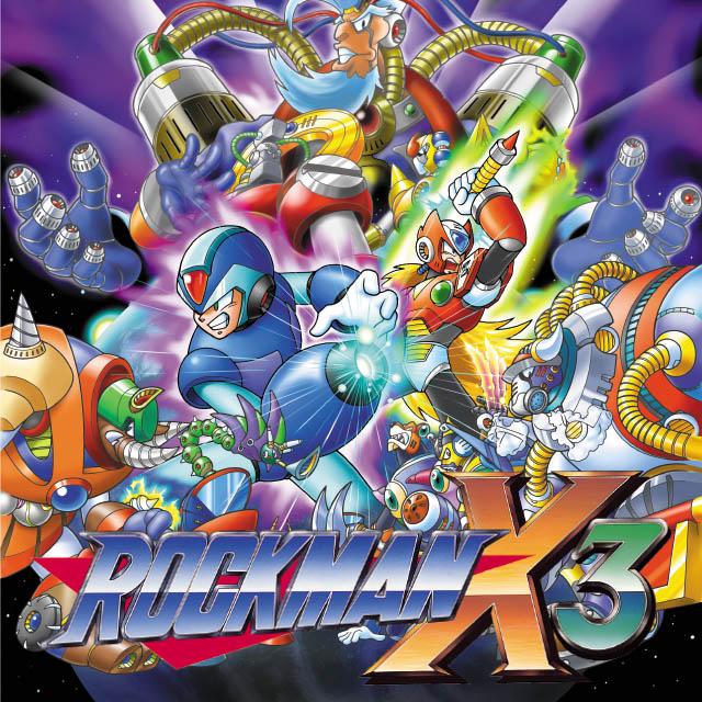 ロックマンX3