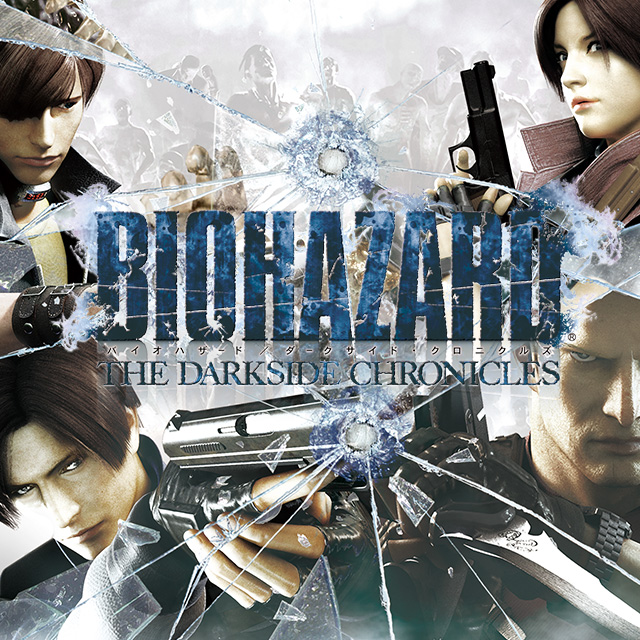 BIOHAZARD THE DARKSIDE CHRONICLES