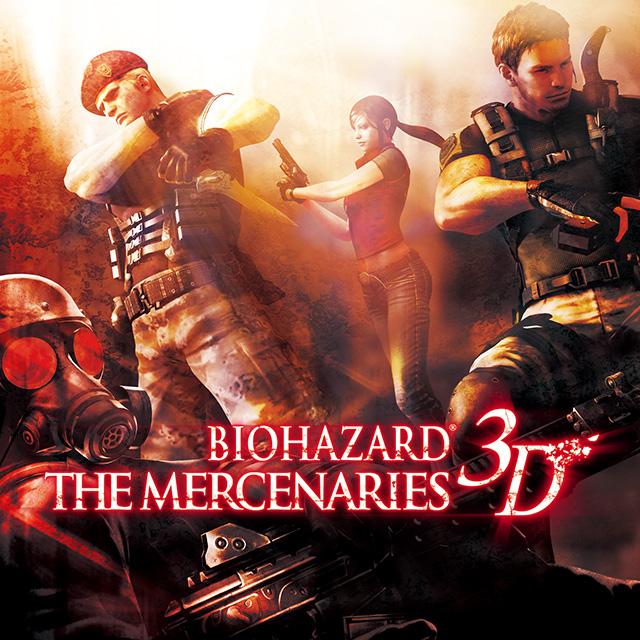 BIOHAZARD THE MERCENARIES 3D