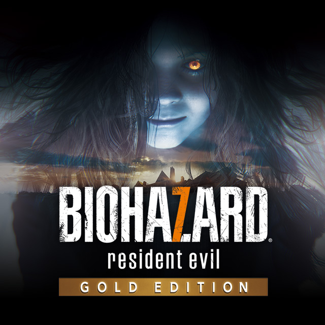 BIOHAZARD 7 resident evil GOLD EDITION