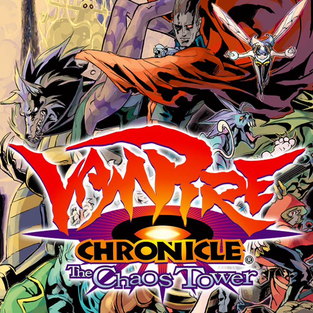 VAMPIRE CHRONICLE The Chaos Tower