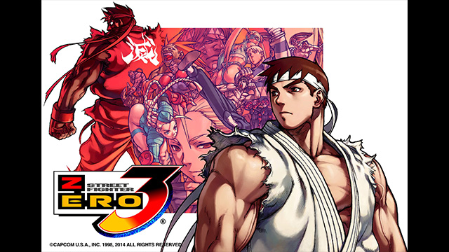 ストリートファイターZERO3(PlayStation)   カプコン 製品・サービス ...